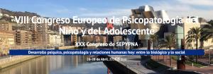VIII Congreso Europeo de Psicopatología del Niño y del Adolescente