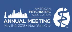 American Psychiatric Association. Anual Meeting
