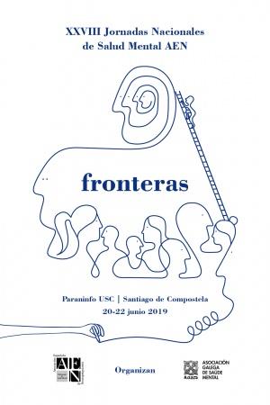 """XXVIII Jornadas Nacionales de Salud Mental AEN """"Fronteras"""""""
