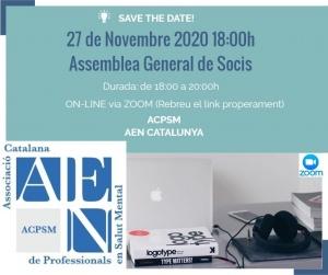 Assamblea General de socis de la ACPSM-AEN